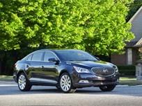 GM Recalls Buick LaCrosse, Chevrolet Sonic
