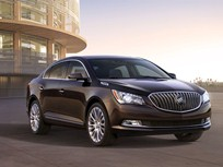 Buick LaCrosse Gets Exterior, Interior, and Technology Updates for 2014