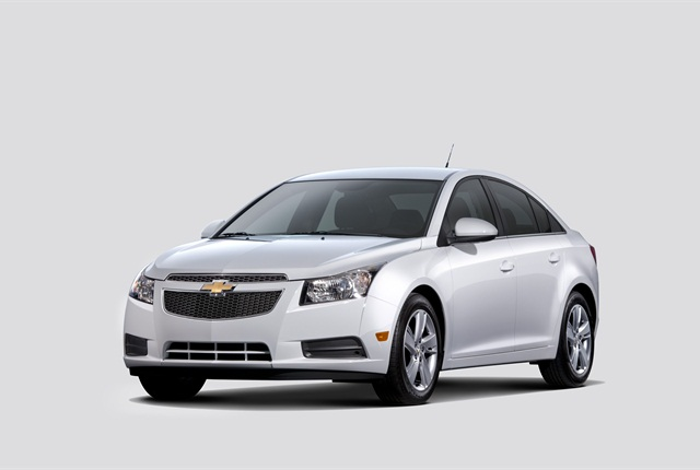 GM expects the 2014 Chevrolet Cruze Clean Turbo Diesel will get 42 mpg highway.