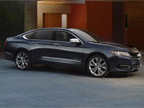 2014-MY Impala to Feature Chevrolet-First Safety Technologies