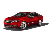 GM Prices 2014 Chevrolet Impala at Starting MSRP of $27,535