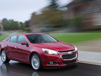 Chevrolet Malibu, Buick LaCrosse Recalled for Brake Issue