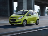 GM Recalls Chevy Spark Cars for Hood Latch