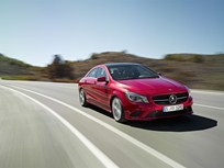 Mercedes-Benz Expands Lineup with All-New 2014 CLA Class