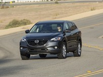 Mazda Recalls CX-9 SUVs for Steering Control