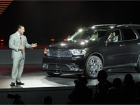 2014 Dodge Durango to Feature New Transmission, Design, and Seating Configurations