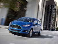 Ford Reveals 2014 Fiesta and Shows Transit Connect Wagon at LA Auto Show