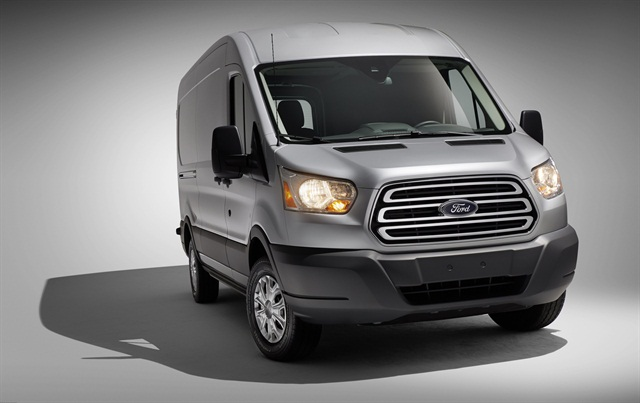Ford Expands Lineup of CNG and LPG Prepped Commercial Vehicles