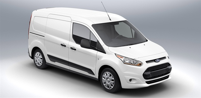 The 2014-MY Transit Connect. Photo courtesy Ford Motor Co.