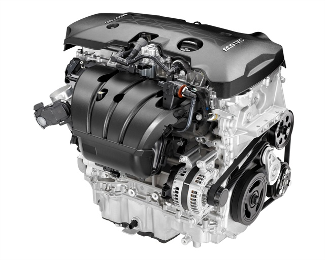 Gm Improves Chevrolet Impala S 2 5l Ecotec Engine Fuel
