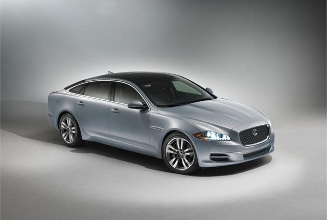 2014 Jaguar XJ photo courtesy of Jaguar.