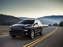 Chrysler Releases Photos of All-New Jeep Cherokee Mid-Size SUV