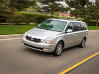 Kia Sedona Earns NHTSA 5-Star Safety Rating