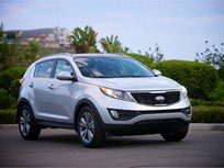 Kia Recalling Sportage to Fix Certification Label