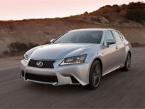 Lexus Adds Eight-Speed Transmission to GS 350 for 2014