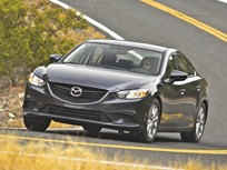Mazda6 Recalled for Tire Monitoring