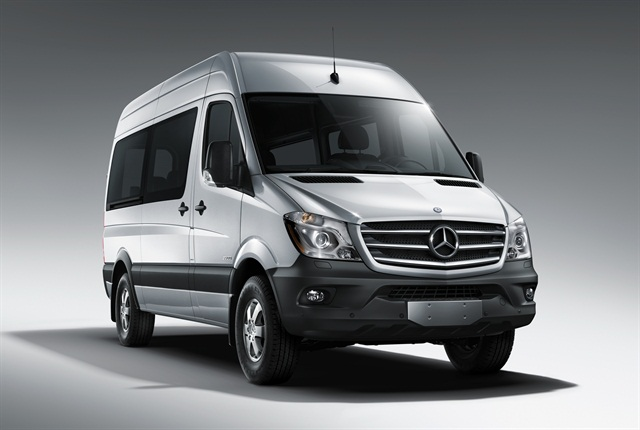daimler to build next gen sprinter in north america news automotive fleet. Black Bedroom Furniture Sets. Home Design Ideas