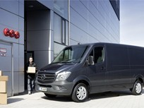 Sprinter Vans Recalled for Faulty Doors
