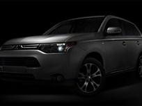 Mitsubishi to Debut All-new 2014 Outlander at LA Auto Show