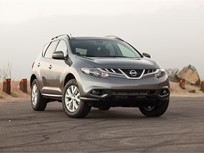 Nissan Recalls Murano SUVs for Fire Risk