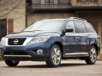 Nissan Pathfinder Hybrid to Get 26 MPG Combined