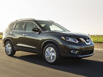 Nissan Debuts 2014 Rogue, Expects 33 MPG Highway