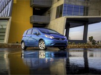 Nissan Debuts 2014 Versa Note Hatchback in Detroit