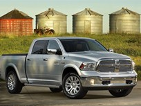 Chrysler to Offer New EcoDiesel V-6 Engine for 2014 Ram 1500