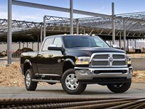 2014 Ram Heavy Duty to Feature All-New V-8 Engine and New Rear Suspension System