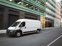 Chrysler Reveals 2014 Ram ProMaster Full-Size Van in Chicago