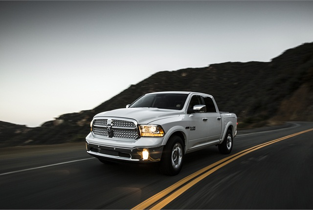 2014 Ram 1500 photo courtesy of Chrysler Group.