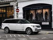 2014 Range Rovers Recalled to Adjust Turn Indicators
