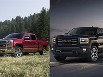 GM Unveils All-new 2014 Chevrolet Silverado and GMC Sierra