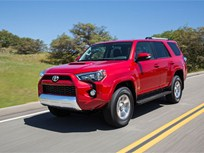 Toyota Redesigns 4Runner Exterior and Interior for 2014