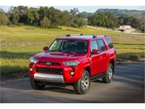 Toyota 4Runners Recalled for Exhaust Tips