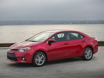 Toyota Previews 11th Generation 2014 Corolla in San Diego