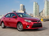 Toyota Details MSRP and Standard Features for 2014 Corolla Model Lineup