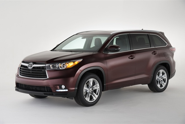 2014-MY Toyota Highlander