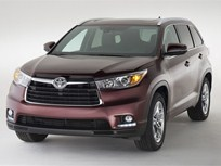 Toyota Invests in Indiana Plant to Boost Highlander SUV Production
