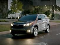 Toyota Releases 2014 Highlander Hybrid Full Details