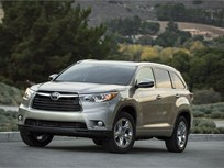 U.S. Built Highlander to Be Exported to Australia & New Zealand