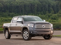 Toyota Tundra Trucks Recalled for Bumper Steps
