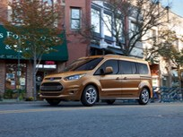 Ford Unveils 2014 Transit Connect Wagon, Expects 30-Plus Highway MPG