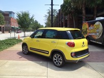 Fiat 500L Cars Recalled for Acceleration Issue