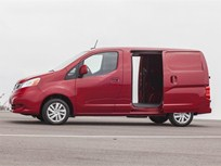 Nissan Announces 2015 NV200 Pricing