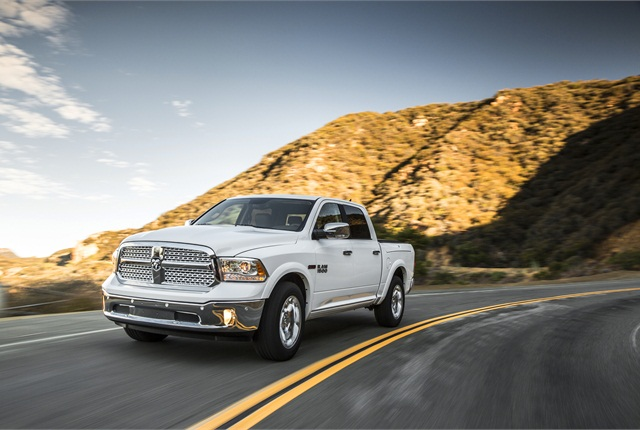 Motor Trend has selected the Ram 1500 as its 2014 Truck of the Year.