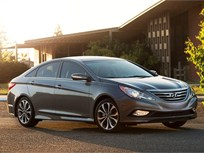 Hyundai Recalls Sonata for Transmission Problem