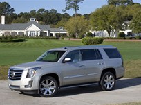 Cadillac Rolls Out Fourth-Gen 2015 Escalade
