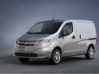 GM Details 2015 Chevrolet City Express Powertrain and Features