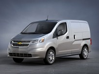 2015 Chevrolet City Express Van: GM's Mattman Details Project's Development